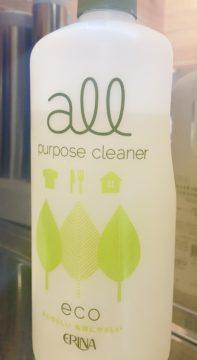 身体と環境に優しい洗剤