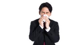 秋のアレルギー