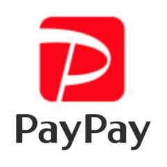 PayPayお使いいただけます☺